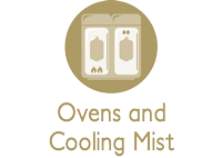 Ovens and Cooling Mist