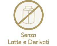Senza latte e derivati