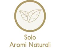 Solo aromi naturali