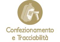 Confezionamento e Tracciabilità